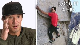How They Filmed the First El Capitan Climb With No Ropes