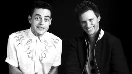 Rami Malek and Eddie Redmayne on First Kisses, Embarrassing Musical Taste, and 'The Hills' Reboot
