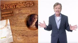 William H. Macy Recaps Shameless Seasons 8 & 9 in 15 Minutes
