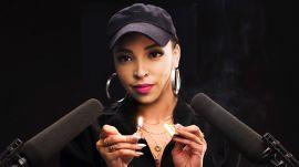 Tinashe Explores ASMR