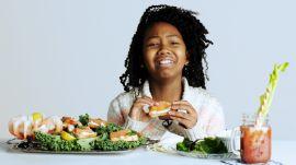 Kids Try 100 Years of Breakfast Foods