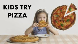 Kids Try Iconic Styles of Pizza