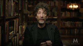 Neil Gaiman Teaches The Art of Storytelling