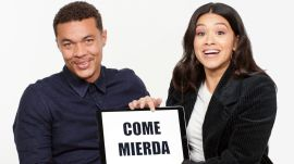 Gina Rodriguez and Ismael Cruz Córdova Teach You Puerto Rican Slang