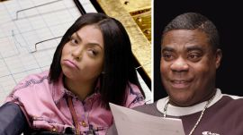 Taraji P. Henson & Tracy Morgan Take a Lie Detector Test