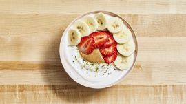 Do Good By You™ with Strawberry Two Good lowfat yogurt