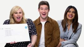 Priyanka Chopra, Rebel Wilson & Adam Devine Answer the Web's Most Searched Questions