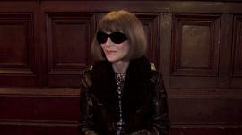 Anna Wintour Recaps the Best Shows and Top Trends of New York Fashion Week
