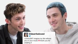 Troye Sivan and Lauv Compete in a Compliment Battle