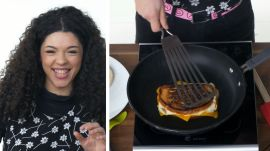 50 People Try to Make a Grilled Cheese Sandwich