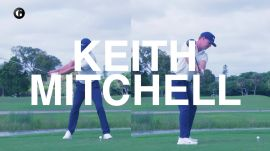 The Swing That Won Keith Mitchell His First PGA Tour Event