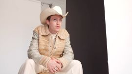 Yee-Haw! Behind the Scenes of Caleb Landry Jones's Swagger-ific GQ Style Shoot