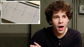 David Dobrik Takes a Lie Detector Test