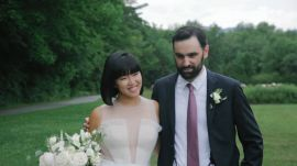 Brittany & Andrew's Real Wedding | Stowe, Vermont