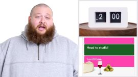 Everything Action Bronson Does In a Day