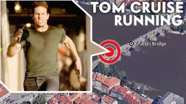 Every Tom Cruise Running Scene, Mapped