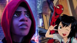 How Animators Created the Spider-Verse