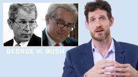 Movie Accent Expert Breaks Down Actors Playing Presidents
