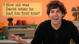 David Dobrik Guesses How Fans Responded to a Survey About Him