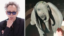 Tim Burton Breaks Down Dumbo's Parade Scene With Colleen Atwood