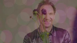 Ralph Fiennes Shows His Playful Side