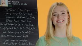 Elle Fanning Creates the Playlist of Her Life
