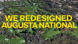 We Redesigned Augusta National