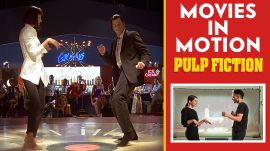 Choreographers Break Down the Pulp Fiction Dance Scene