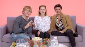 """The Chilling Adventures of Sabrina"" Cast Plays 'I Dare You'"