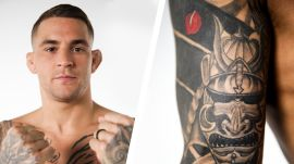 UFC Fighter Dustin Poirier Breaks Down His Tattoos