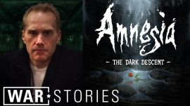 Amnesia: The Dark Descent - The horror facade | War Stories