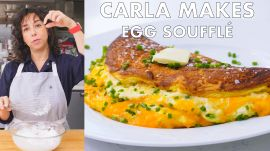 Carla Makes the Fluffiest Egg Soufflé