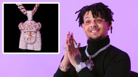 Smokepurpp Shows Off His Insane Jewelry Collection