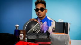 10 Things Ozuna Can't Live Without