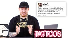 Tattoo Artist Bang Bang Answers More Tattoo Questions From Twitter