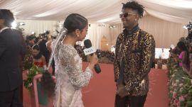 21 Savage on Attending His First Met Gala