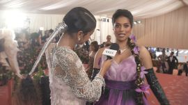 Lilly Singh on Representing Toronto at the Met Gala