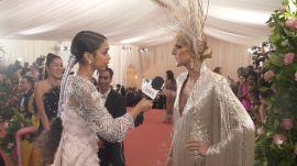 Céline Dion on Her Judy Garland-Inspired Met Gala Gown