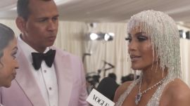 Jennifer Lopez on Her Most Extravagant Fashion Moment