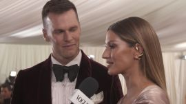 Gisele Bündchen on Her Sustainable Met Gala Dress