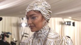 Gigi Hadid on Her Cher and Liberace-Inspired Met Gala Look