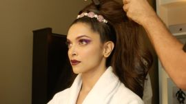 Watch Deepika Padukone Get Prepped and Pretty in Pink for the 2019 Met Gala