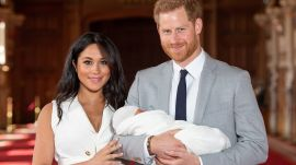 First Public Look at Baby Sussex and Other British Royal Babies