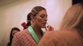 Watch Supermodel Ashley Graham Get Met Gala Gorgeous with Dapper Dan
