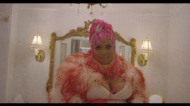 Watch Lizzo Make Pink Her Power Color at the Met Gala