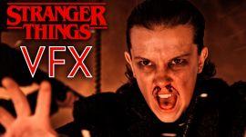 Stranger Things' VFX Team Explains Season 2's Visual Effects