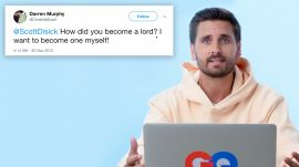 Scott Disick Goes Undercover on the Internet
