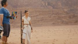 Behind the Scenes of Star Wars: The Rise of Skywalker with Annie Leibovitz and Vanity Fair