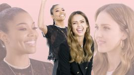 Jessica Alba and Gabrielle Union Take a Friendship Test