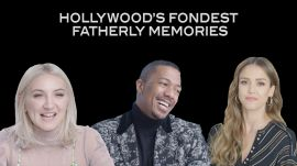 Hollywood's Fondest Fatherly Memories